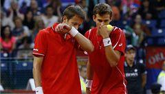 Čtyřhru rozhodl set 10:8. Kanada má do finále Davis Cupu blíž