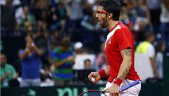 Tenisté trénují na finále DC v pohodě, Srby trápí zraněný Tipsarevič