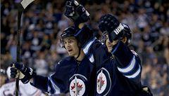 Frolík se poprvé trefil za Winnipeg, pomohl porazit Edmonton