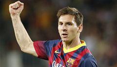Messi už v Barceloně nasázel 24 hattricků. Schytala ho i Plzeň