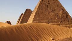 Po stopách UNESCO: Cesta k súdánským pyramidám Meroe