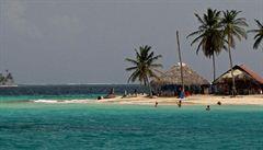 Z Kolumbie do Panamy: pět dní na plachetnici v Karibiku