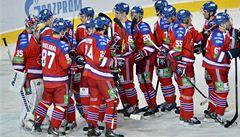 Hokejisté Lva získali skalp šampiona KHL, Dynamo porazili 2:1