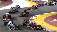 Formule 1 se pojede i v olympijském Soči, sezonu zahájí v Austrálii