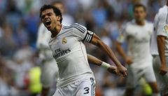 Real Madrid otočil derby s Getafe a je ve španělské lize třetí