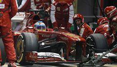 Ferrari už hon na Vettela vzdává a soustředí se na příští sezonu