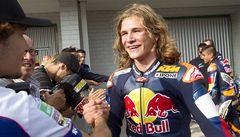 Talentovaný jezdec Hanika bude jezdit v Moto3 za elitní tým KTM Ajo