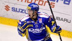 Zlín rozhodl reprízu hokejového finále proti Plzni hned v úvodu