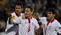 Soupeř Liberce v EL Sevilla vybojoval ve španělské lize první výhru