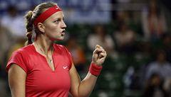 Skvělá Kvitová vyřadila Venus Williamsovou, v Tokiu je ve finále