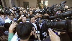 Výstraha čínské zlaté mládeži. Syn prominenta půjde do vězení