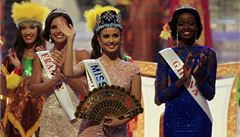 Miss World se stala Filipínka, Češka se neprosadila
