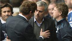 Místo přátelství válka. Duel učitele Mourinha a žáka skončil smírně
