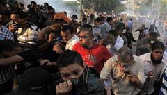 Egypt: došlo k novým střetům. Zemřely desítky lidí, další jsou zraněni