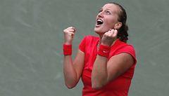 Berdych postoupil do čtvrtfinále v Pekingu bez boje, dál jde i Kvitová