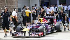 Lídr šampionátu Vettel vyhrál kvalifikaci formule 1 i v Koreji