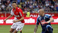 Monako díky pozdnímu gólu zdolalo St. Etienne a vede francouzskou ligu