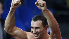 Vladimir Kličko je dál boxerským šampionem, Povětkina porazil na body
