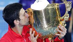 Djokovič porazil ve finále v Pekingu novou světovou jedničku Nadala