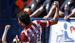 Atlético prochází španělskou ligou bez porážky, porazilo i Celtu Vigo
