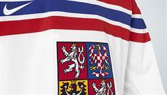 Jako fotbal. Hokejové dresy bez státního znaku? Svazu vadí padělky