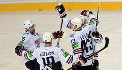 Jan Kovář se dvěma góly podílel na skvělém obratu Magnitogorsku