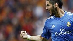 Lepší než Zidane? Mladík Isco přišel do Realu a hned velkoklub táhne