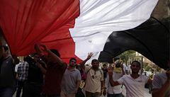 Mursího stoupenci protestovali. Při demonstracích zemřeli čtyři lidé
