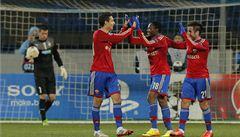 Plzeň je v Lize mistrů  bez bodu, po chybě brankáře padla s CSKA 2:3