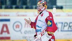 Hokejová Slavia se trápí a trápí. Prohrála už popáté v řadě
