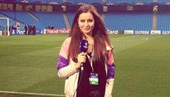 Ribéry jezdil po zadku, chválila fotbalová reportérka miss Chlebovská