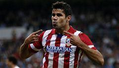 Lákají ho úspěchy. Brazilec  Diego Costa chce hrát za Španělsko