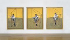 Triptych Francise Bacona by mohl být vydražen za 90 milionů dolarů