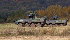 Pandury, radary, zásoba munice. Obrana vypíše zakázky za miliardy