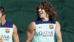 Barceloně se uzdravili čtyři hráči. Vrátí se i Messi s Puyolem