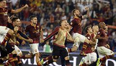 Fotbalisty AS Řím nezastavila ani Neapol, vyhráli poosmé v řadě