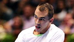 Rosol vyhrál ve Vídni alespoň čtyřhru, singlový titul má Haas
