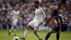 Real Madrid zdolal Málagu a přiblížil se lídrům, kteří ztratili body