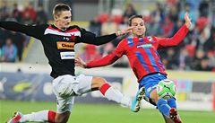 Plzeň jen remizovala se Slavií, Horváth v závěru nedal penaltu