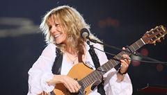 Zpěvačka a kytaristka Lenka Filipová slaví šedesátiny