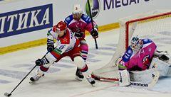 Lvu se přestává v KHL dařit. Pražský tým trápí přesilovky a fauly