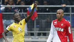 Monako už nevládne Francii. Remizovalo s posledním týmem ligy