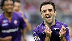 Velký obrat. Fiorentina dala čtyři góly a jako první porazila Juventus