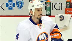 Martínek pomohl dvěma asistencemi k výhře Islanders v Pittsburghu