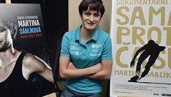 Sáblíková před olympiádou v Soči: Doufám, že nějakou medaili přivezu