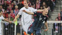 Plzeň ani nevystřelila na bránu. Bayern ukázal Plzni krutou pravdu