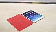 Apple představil nové počítačové tablety iPad Air a iPad mini