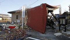 Silné zemětřesení na východ od Japonska. U Fukušimy hrozilo tsunami