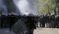 Pochod homosexuálů v Černé Hoře se neobešel bez incidentů