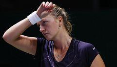 Před branami finále Turnaje mistryň. Kvitová padla s Li Na